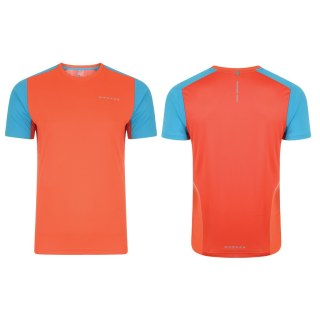 Herrentrikot Dare2b Unified Tee orange/blue