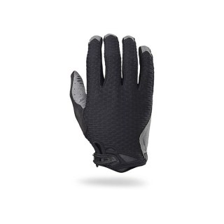 Specialized EQ 2017 Body Geometry Sport Long Finger Gloves Black/Carbon Grey