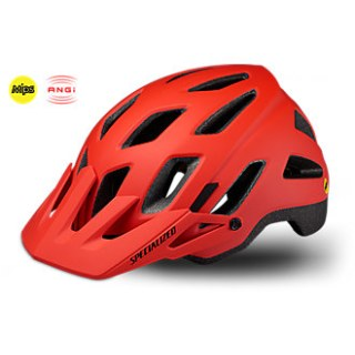 Specialized EQ 2019 Ambush Comp Helmet ANGi and MIPS CE - RED