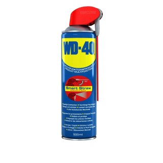Vielzweckspray Multiöll WD- 40 Smart Straw 500ml