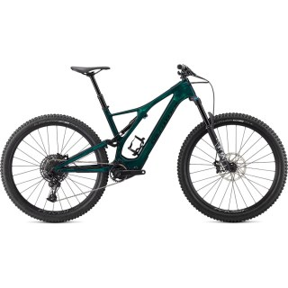 Specialized 2021 LEVO SL Comp Carbon  Green Tint / Black