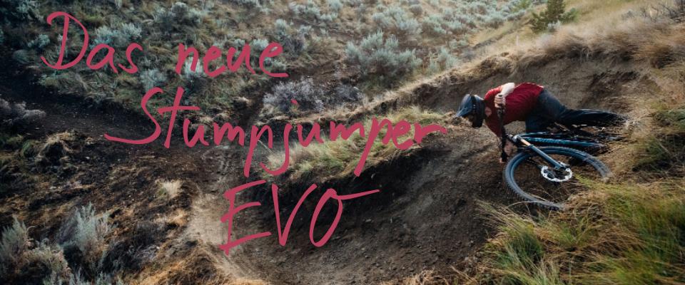 DAS NEUE STUMPJUMER EVO MY21