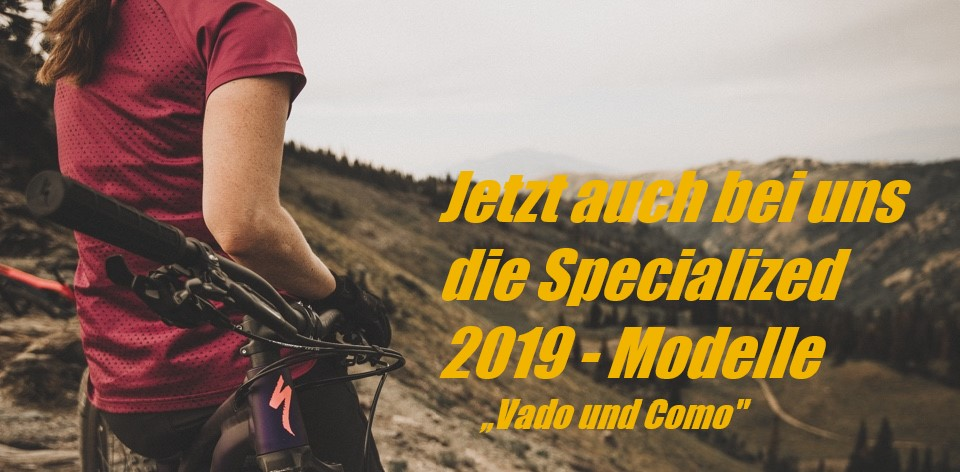 Specialized Neujahres Modelle 2019
